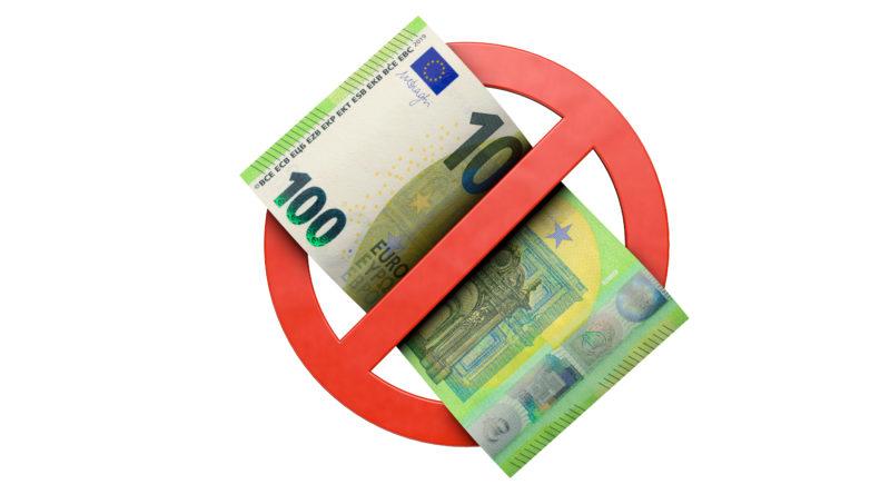 Kommt das Bargeldverbot?